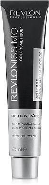 Creme-Haarfarbe - Revlon Professional Revlonissimo NMT High Coverage — Bild N2