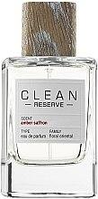 Düfte, Parfümerie und Kosmetik Clean Reserve Ambre Saffron - Eau de Parfum