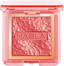 Düfte, Parfümerie und Kosmetik Gesichtsrouge - Nabla Miami Lights Collection Skin Glazing