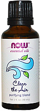 Düfte, Parfümerie und Kosmetik Ätherisches Duftöl - Now Foods Essential Oils 100% Pure Clear the Air Oil Blend