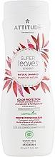 Düfte, Parfümerie und Kosmetik Farbschutz-Shampoo Avocadoöl & Granatapfel - Attitude Shampoo Color Protection Avocado Oil & Pomegranate