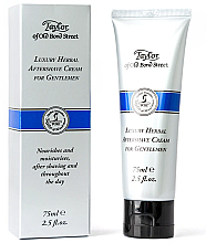 Düfte, Parfümerie und Kosmetik Nährende After Shave Creme mit Kräutern - Taylor of Old Bond Street Herbal Aftershave Cream