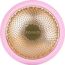 Düfte, Parfümerie und Kosmetik UFO-Beauty-Gerät perlrosa mit Led-thermoaktivierende Smart-Maske - Foreo UFO Smart Mask Treatment Device Pearl Pink