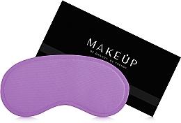 Düfte, Parfümerie und Kosmetik Schlafmaske Classic in zartem Flieder-Farbton - MakeUp