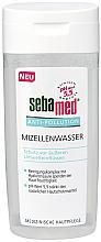 Düfte, Parfümerie und Kosmetik Feuchtigkeitsspendendes Mizellen-Reinigungswasser mit Hyaluronsäure - Sebamed Anti-Pollution Micellar Water