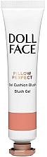 Düfte, Parfümerie und Kosmetik Cushion Gel-Rouge - Doll Face Pillow Perfect Gel Cushion Blush