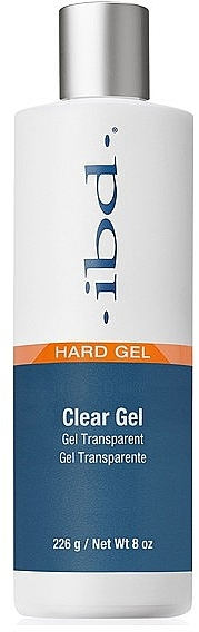 Nagelgel transparent - IBD Clear Gel