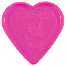 Düfte, Parfümerie und Kosmetik Make-up Schwamm aus Silikon - I Heart Revolution Silicone Heart Sponge