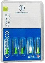 Düfte, Parfümerie und Kosmetik Interdentalzahnbürsten-Set Prime Refill CPS 011 5 St. - Curaprox