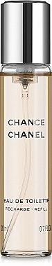 Chanel Chance - Eau de Toilette (3 x Nachfüllung) — Bild N2