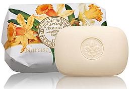 Düfte, Parfümerie und Kosmetik Naturseife Narcissus - Saponificio Artigianale Fiorentino Narcissus Soap Estate Fiorentina Collection