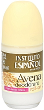 Düfte, Parfümerie und Kosmetik Deodorant Roll-on - Instituto Espanol Avena Deodorant Roll-on