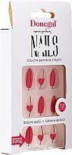 Düfte, Parfümerie und Kosmetik Set Künstliche Nägel mit Kleber 3067 - Donegal Express Your Beauty