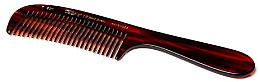 Düfte, Parfümerie und Kosmetik Haarkamm mit Griff 19 cm braun - Taylor of Old Bond Street