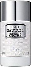 Düfte, Parfümerie und Kosmetik Christian Dior Eau Sauvage - Parfümierter Deostick