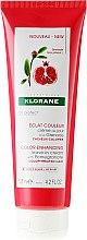 Düfte, Parfümerie und Kosmetik Haarcreme - Klorane Color Enhancing Leave-In Cream With Pomegranate