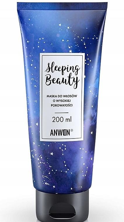 Nachtmaske für Haare mit hoher Porosität - Anwen Masks Sleeping Beauty