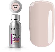 Düfte, Parfümerie und Kosmetik Acryl-Flüssigkeit - Silcare Nail Acrylic Liquid Medium Action Cover