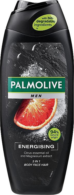 Shampoo & Duschgel für Männer - Palmolive Men Energizing 3 in 1