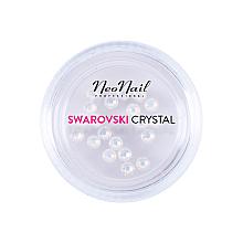 Düfte, Parfümerie und Kosmetik Nageldesign-Zirkoniasteine 20 St. - NeoNail Professional Swarovski Crystal SS9