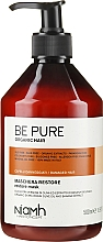 Düfte, Parfümerie und Kosmetik Regenerierende Maske für geschädigtes Haar mit Bio Olivenöl und Bananenextrakt - Niamh Hairconcept Be Pure Restore Mask