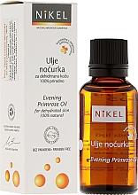 Düfte, Parfümerie und Kosmetik Nachtkerzenöl - Nikel Evening Primrose Oil