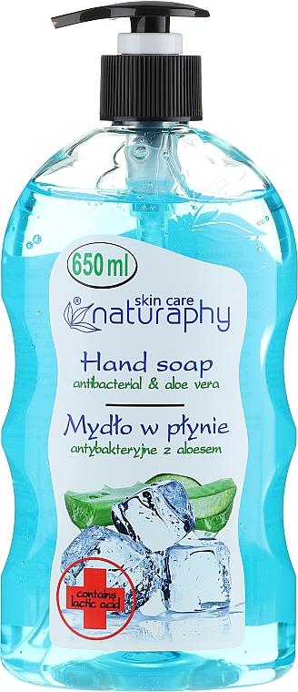 Antibakterielle flüssige Handseife - Bluxcosmetics Naturaphy Hand Soap