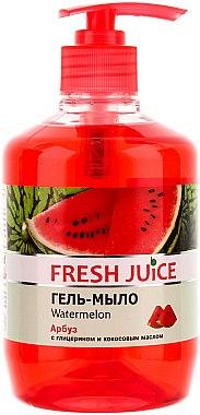 """Flüssigseife mit Glycerin """"Wassermelone"""" - Fresh Juice Watermelon"""