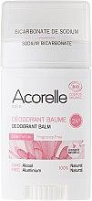 Düfte, Parfümerie und Kosmetik Bio Deostick unparfümiert - Acorelle Deodorant Balm