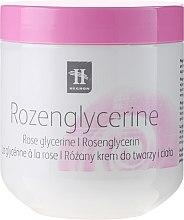 Düfte, Parfümerie und Kosmetik Gesichts- und Körpercreme mit Rosenglycerin - Hegron Body Cream