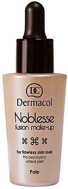 Foundation für eine perfekte Haut - Dermacol Noblesse Fusion Make Up