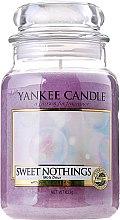 Düfte, Parfümerie und Kosmetik Kerze im Glas - Yankee Candle Sweet Nothings