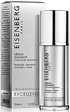 Düfte, Parfümerie und Kosmetik Aufhellendes Gesichts- und Halsserum gegen Falten mit Diamantpulver - Jose Eisenberg Excellence Serum Diamant