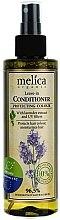 Düfte, Parfümerie und Kosmetik Farbschützende Haarspülung mit Lavendelextrakt und UV-Filter - Melica Organic Leave-in Protecting Colour Conditioner