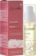 Düfte, Parfümerie und Kosmetik Beruhigendes Pflegeöl für Körper und Gesicht - Acorelle Huile SOS Argan Oil