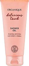 Düfte, Parfümerie und Kosmetik Revitalisierendes Duschgel - Organique Delicious Touch Shower Gel