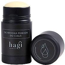 Düfte, Parfümerie und Kosmetik Körperpomade mit Kakaobutter - Hagi