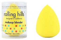 Düfte, Parfümerie und Kosmetik Make-up Schwämmchen gelb - Rolling Hills Makeup Blender Dark Yellow