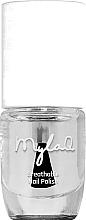 Düfte, Parfümerie und Kosmetik 2in1 Base und Top-Nagellack - MylaQ My Base/Top 2in1