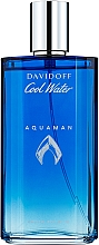 Düfte, Parfümerie und Kosmetik Davidoff Cool Water Aquaman Collector Edition - Eau de Toilette
