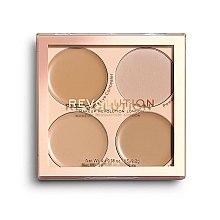 Düfte, Parfümerie und Kosmetik Gesichts-Concealer-Palette - Makeup Revolution Base