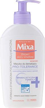 Gesichtsreinigungsmilch zum Abschminken - Mixa Pro-Tolerance Cleansing Milk