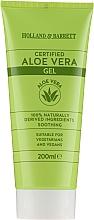 Düfte, Parfümerie und Kosmetik Beruhigendes Körpergel mit Aloe Vera - Holland & Barrett Certified Aloe Vera Gel