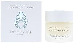 Düfte, Parfümerie und Kosmetik Verjüngende Nachtcreme - Omorovicza Rejuvenating Night Cream