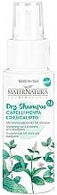 Düfte, Parfümerie und Kosmetik Trockenshampoo mit Minze und Eukalyptus - MaterNatura Dry Shampoo with Mint & Eucalpytus