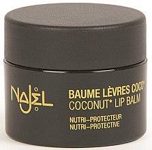 Düfte, Parfümerie und Kosmetik Lippenbalsam mit Kokosöl - Najel Coconut Lip Balm