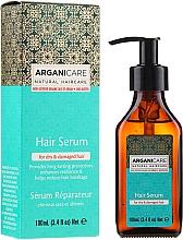 Düfte, Parfümerie und Kosmetik Haarserum mit Arganöl und Sheabutter - Arganicare Shea Butter Hair Serum