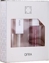 Düfte, Parfümerie und Kosmetik Make-up Set (Lipgloss 1.8ml + Lippenstift 3.5ml) - Ofra By Samantta March Lip Duo
