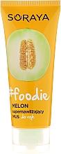 Düfte, Parfümerie und Kosmetik Feuchtigkeitsspendende Handmousse - Soraya Foodie Melon Mus