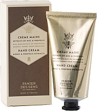 Düfte, Parfümerie und Kosmetik Handcreme mit Honig- und Propolis-Extrakt - Panier Des Sens Royal Heand Cream